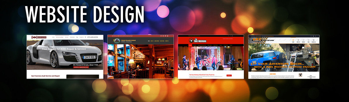 Sacramento Web Design | Website Designer | DanteMutti Web Developer